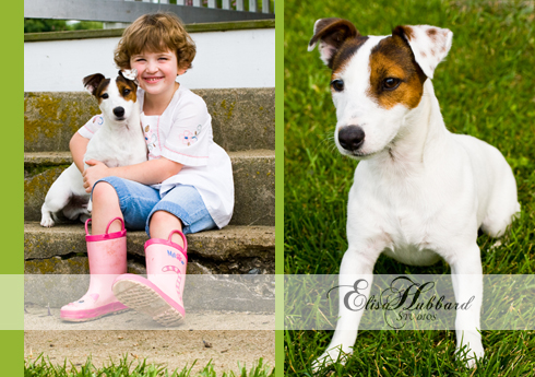 Kady, 4 Years, Girl, Farm, Dog, Child Photography, Pet Photography, Elisa Hubbard Studios