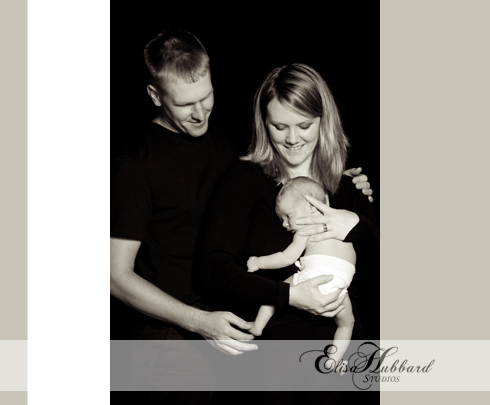 Rhett, Baby Boy, 2 Weeks, Parents, Family Photography, Newborn Photography, Elisa Hubbard Studios