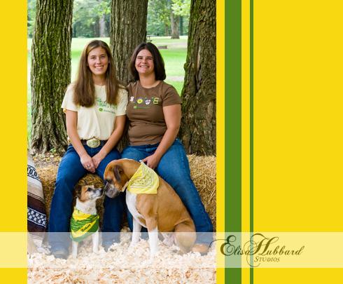 Dessie, Hagerstown Senior, Whitewater, Park, Sister, Dogs, Senior Photography, Elisa Hubbard Studios