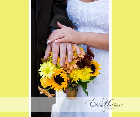 Jayme & Tim, October Wedding, Sweetest Day, Rings, Hands, Couple, Flowers, Bouquet, Wedding Photography, Elisa Hubbard Studios