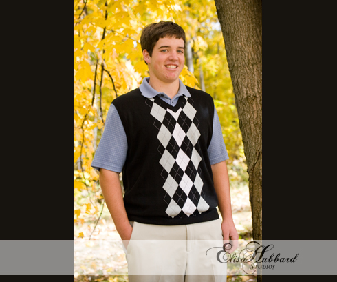 Patrick, UCHS Senior, Liberty, Indiana Senior, Union County, Country Club, Golf, Senior Photography, Elisa Hubbard Studios