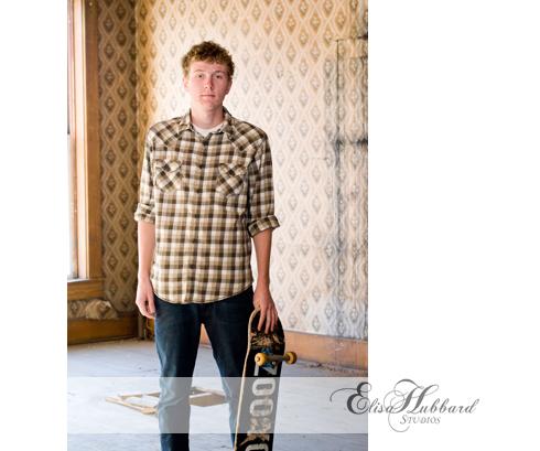 Will, UCHS Senior, Liberty, Indiana Senior, Union County, On Location, Senior Photography, Elisa Hubbard Studios