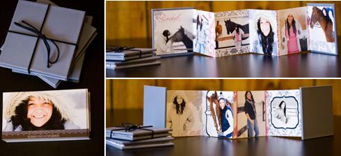 Rachel, 2011 Senior, Studio Product, Product Photography, Accordion Album, Rep Cards, Portrait Photography, Senior Photography, Elisa Hubbard Studios