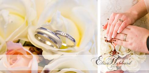 Billy & Hannah, February Wedding, Winter Wedding, Brownsville Wedding, Methodist Church, Flowers, Rings, Details, Wedding Photography, Elisa Hubbard Studios
