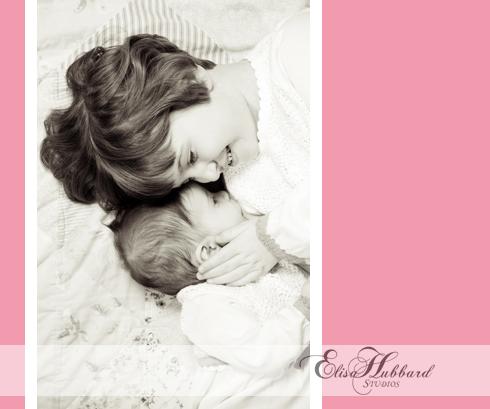 Kady & Jenny, Sisters, Studio, Child Photography, Baby Photography, Family Photography, Elisa Hubbard Studios