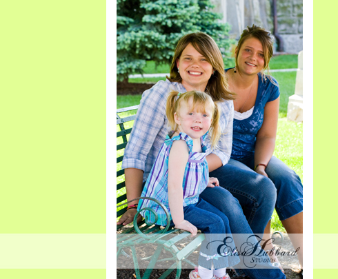 Sisters, Mother's Day, Nature, Liberty, Child Photography, Family Photography, Elisa Hubbard Studios