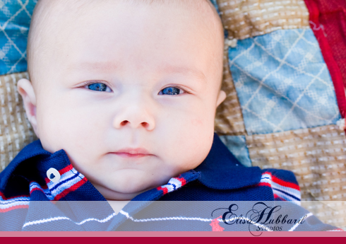 Grady, 3 Months, boy, Baby Photography, Child Photography, Elisa Hubbard Studios