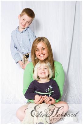 Family Portrait, Elisa Hubbard Photography