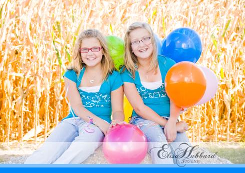 Kristin, 10 years, birthday, farm, on location, child photography, portrait photography, Elisa Hubbard Studios