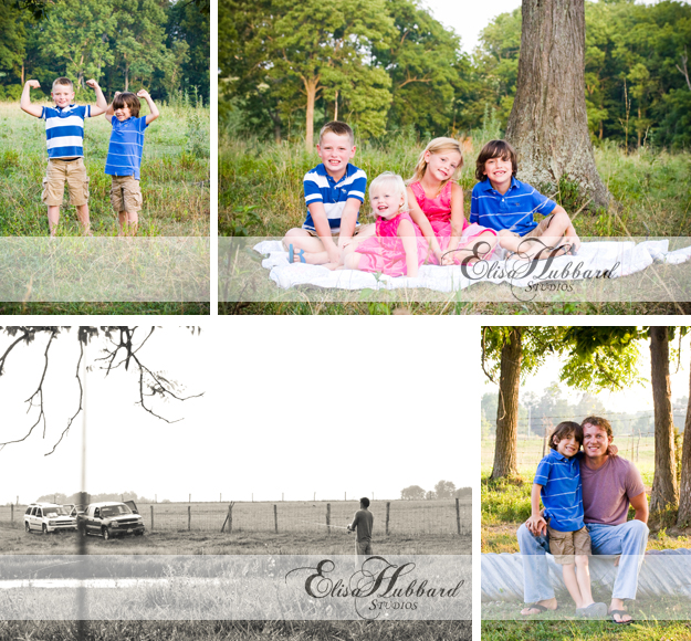 Four Kids, Cousins, Farm, Siblings, Toddler, Family, On Location, Nature, Child Photography, Children Photography, Family Photography, Elisa Hubbard Studios