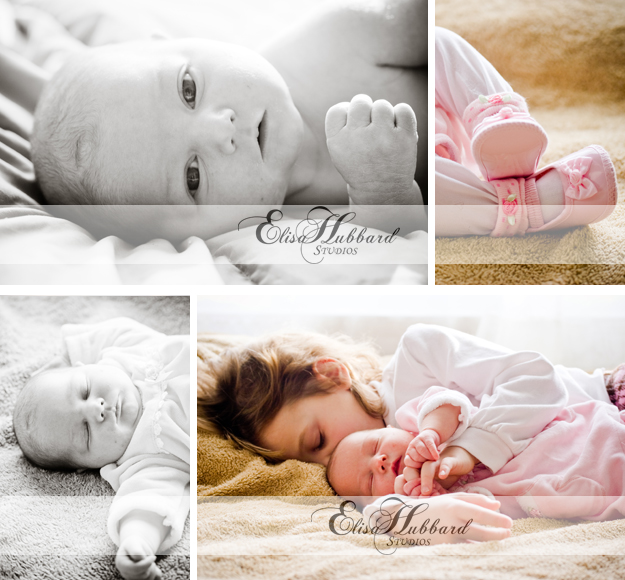 Brianna, Baby Girl, Baby Photography, Newborn Photography, Elisa Hubbard Studios