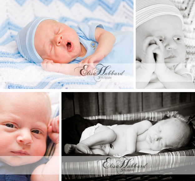 Aiden, Baby Boy, Baby Photography, Newborn Photography, Elisa Hubbard Studios