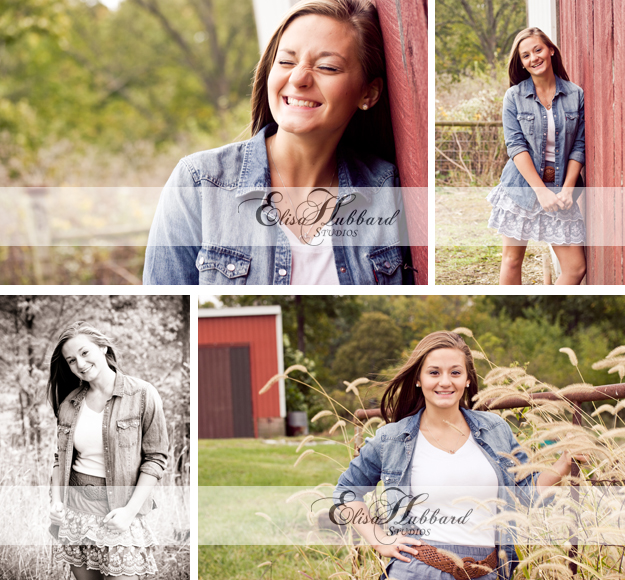 Emily, 2012 Senior, Girl, Union County High School, UCHS, Liberty, Senior Photography, Elisa Hubbard Studios