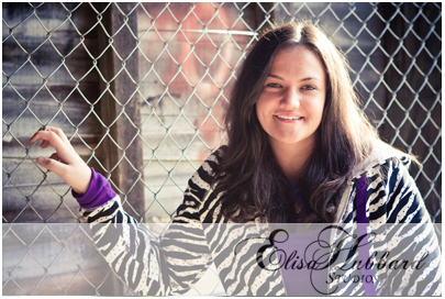 Dakota - Senior Photography - Elisa Hubbard Studios