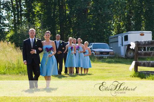 Jack & Steph's Wedding, Bozeman MT, Wedding Photography, Elisa Hubbard Studios